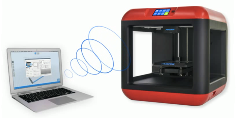 Flashforge Finder 3D Printer | 3Ding India | 3D Printers & 3D