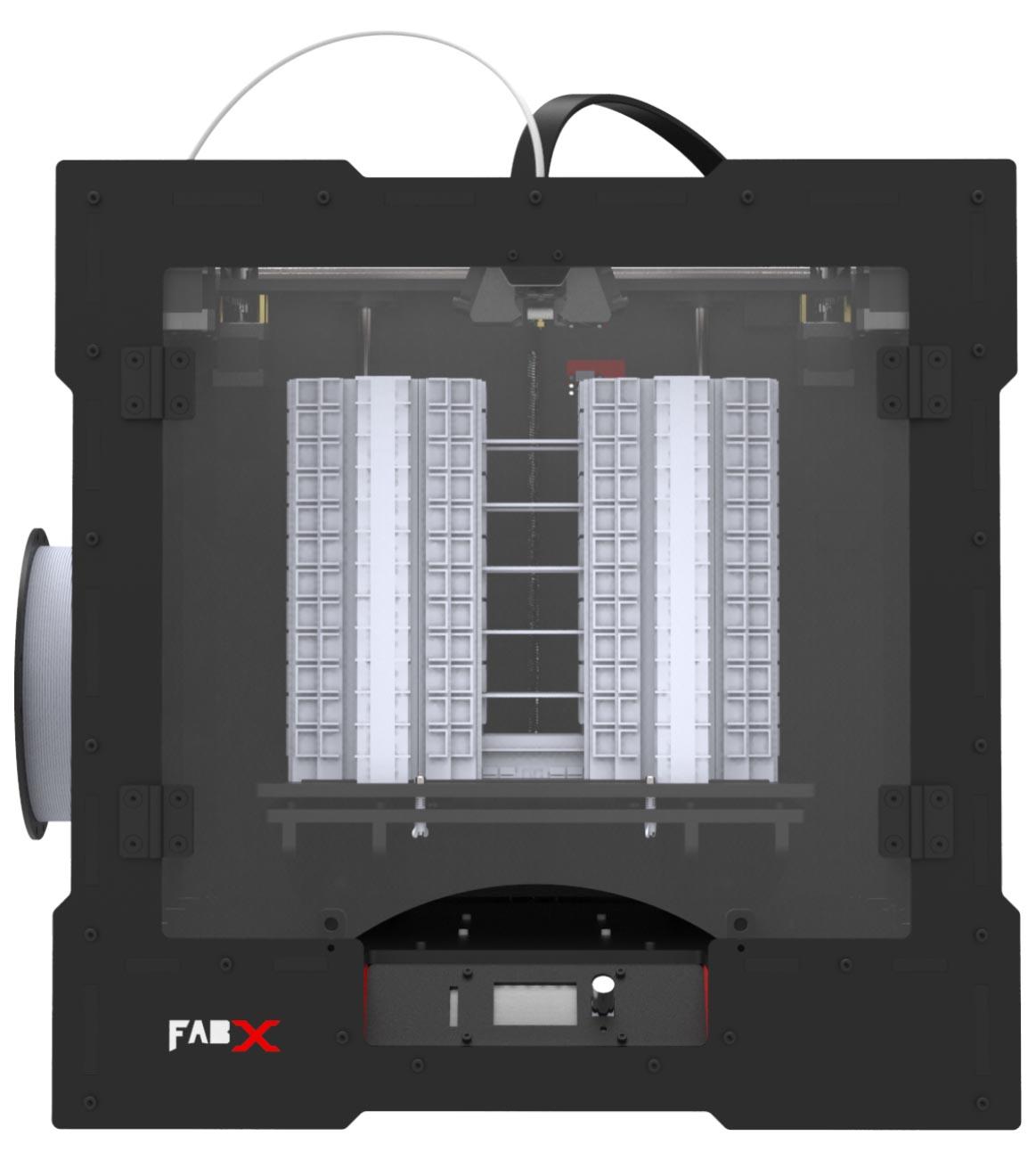 FabXL 3D Printer Architecture