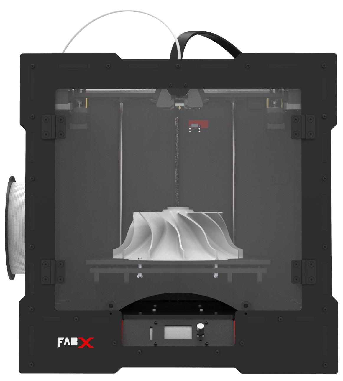 FabXL 3D Printer Automobiles
