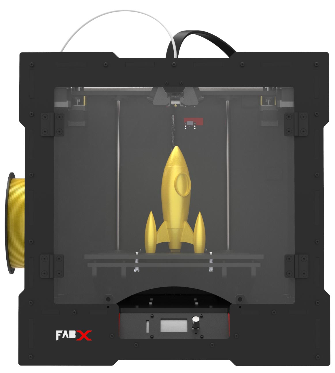 LFabXL 3D Printer Education