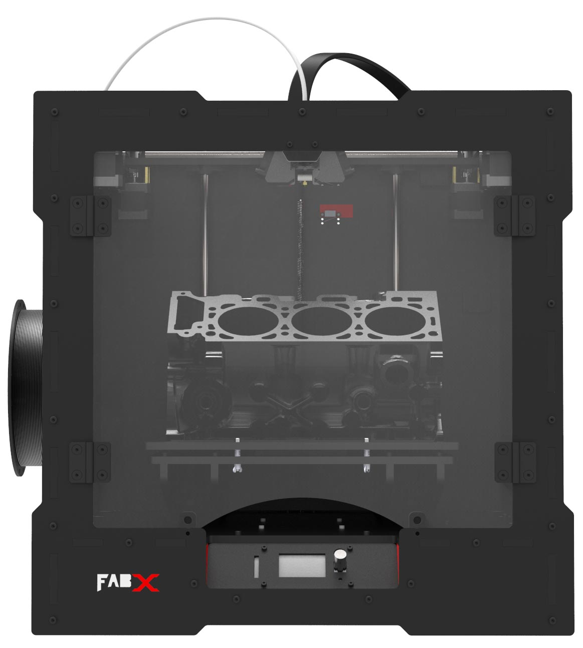FabXL 3D Printer in Engineering