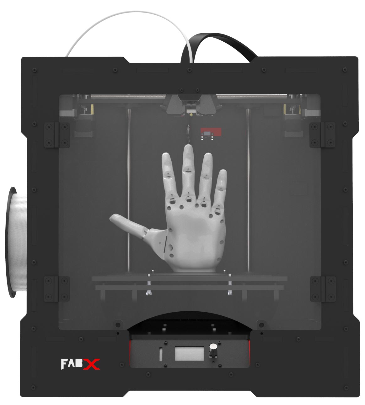 FabXL 3D Printer Robotics