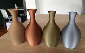 Metal Composite 3D Printing Filament