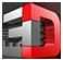 3Ding logo